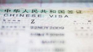 Zビザ(工作ビザ)は中国に住みながら就労する人に必要なビザ。工作とは中国語で仕事の意味。