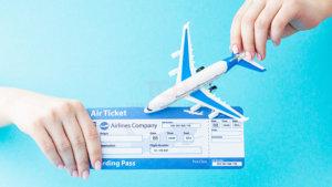 中国出張必須アイテム2.航空券