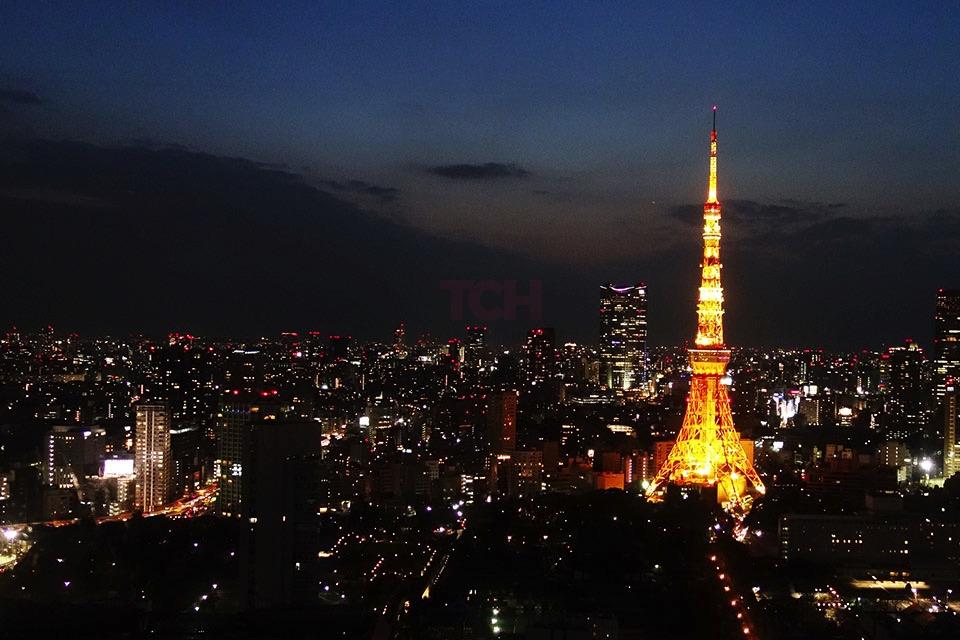 【那你呢あなたはロケ地】東京タワーと夜景