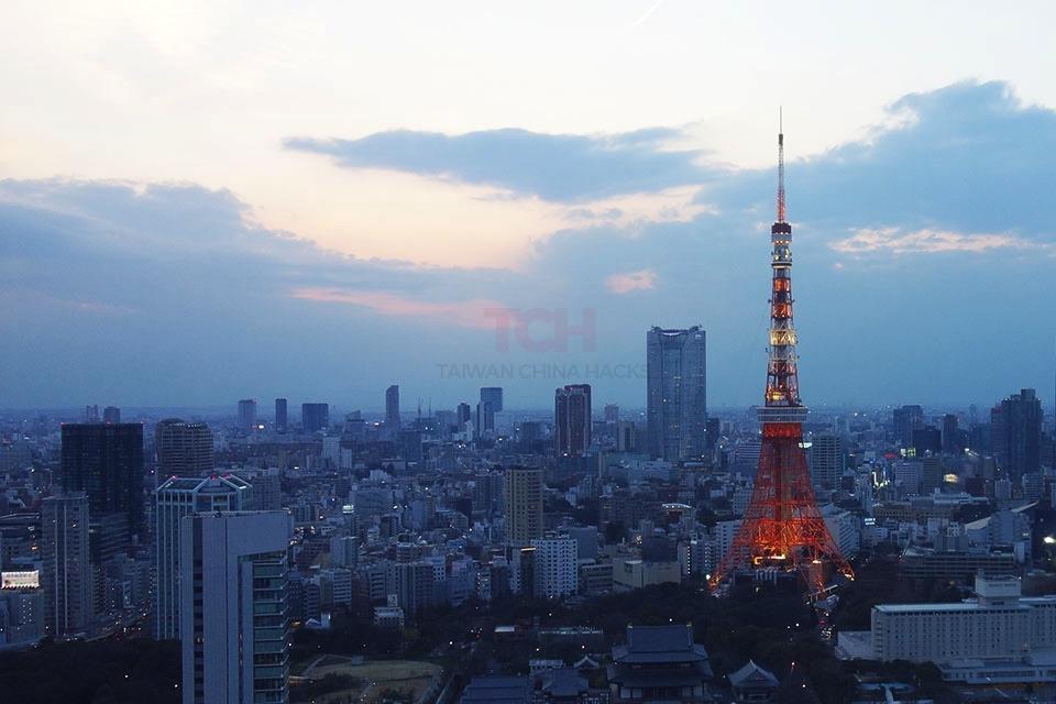 【那你呢あなたはロケ地】東京タワー