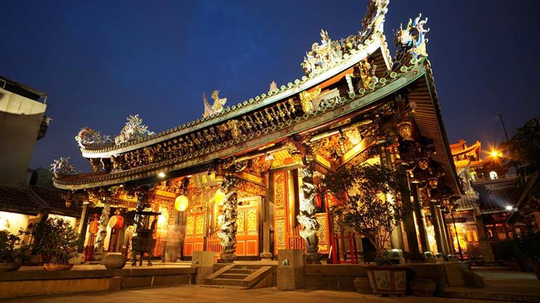 大龍峒保安宮(Dalongdong Baoan Temple)【ほうあんぐう】