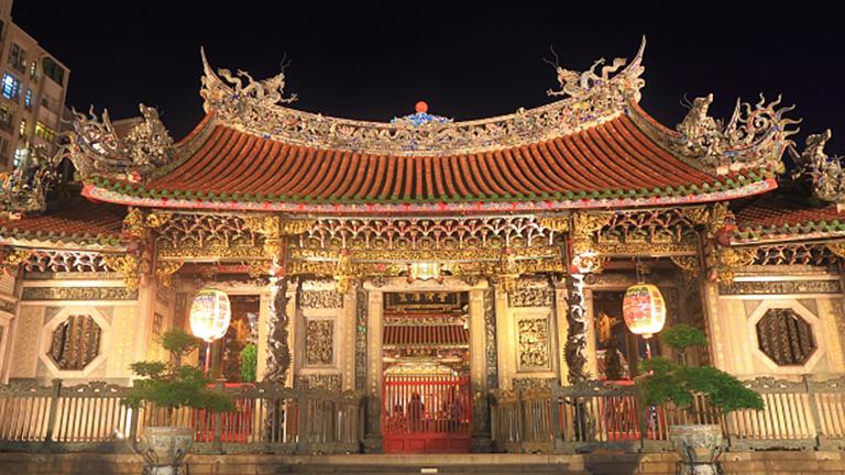 艋舺龍山寺(Longshan Temple)【りゅうざんじ/ロンシャンスー】