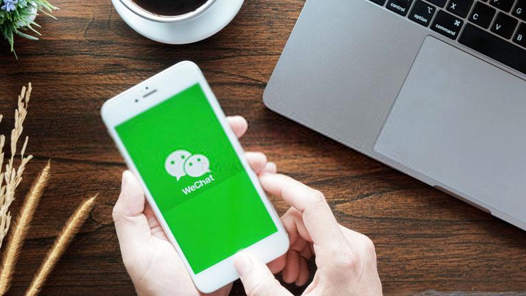 WeChatの基本操作は?LINEと使い方は違う?