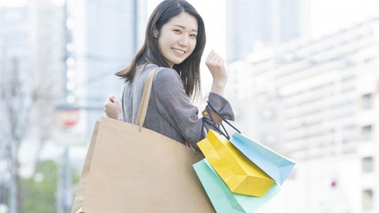 ショッピングは中国人と日本人の違いが大きくでる!