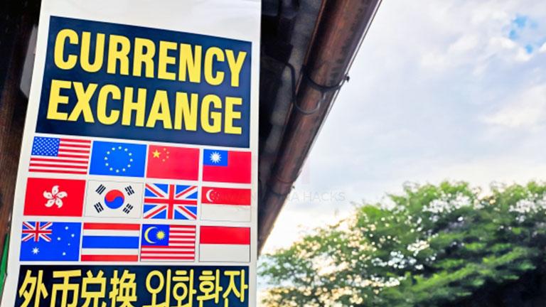 中国・台湾・香港のお金は違う?通貨事情について