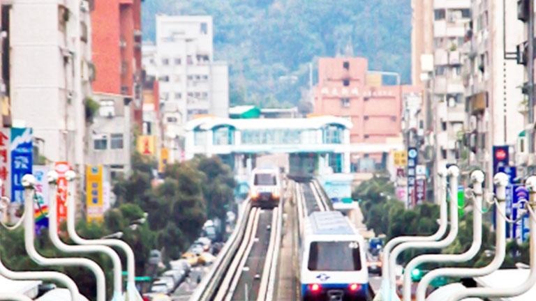 台北の地下鉄路線は何路線?台北市内の各観光地の路線を見てみよう