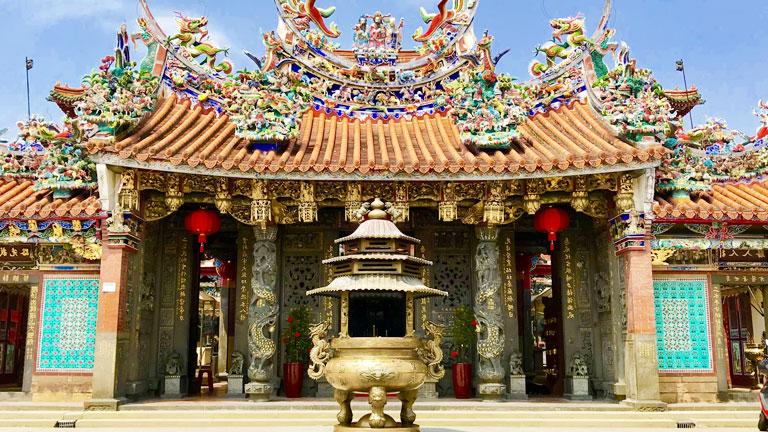 先嗇宮(Xianse Temple)【せんしょくぐう】