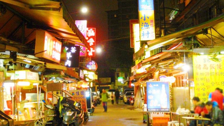 台北に慣れてきたら行きたい!地元感漂うローカルな夜市!